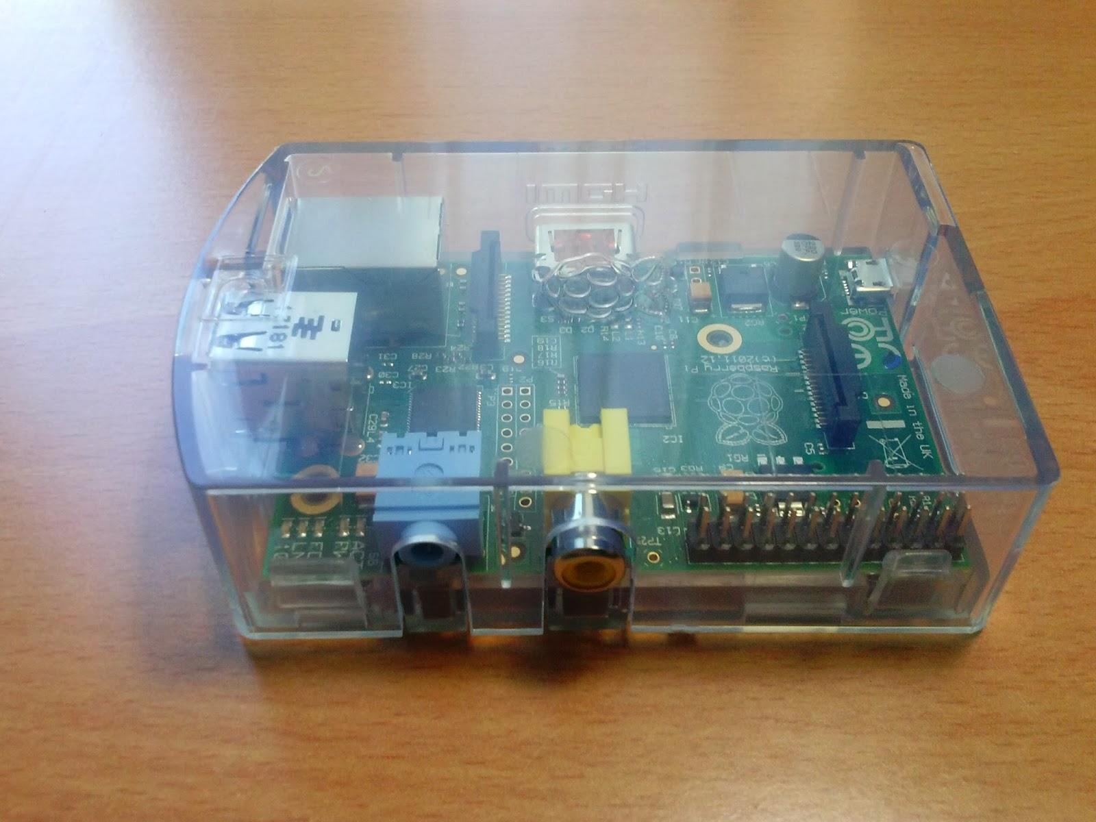 Raspberry + Owncloud + Transmission = ¡Archivos para todos!