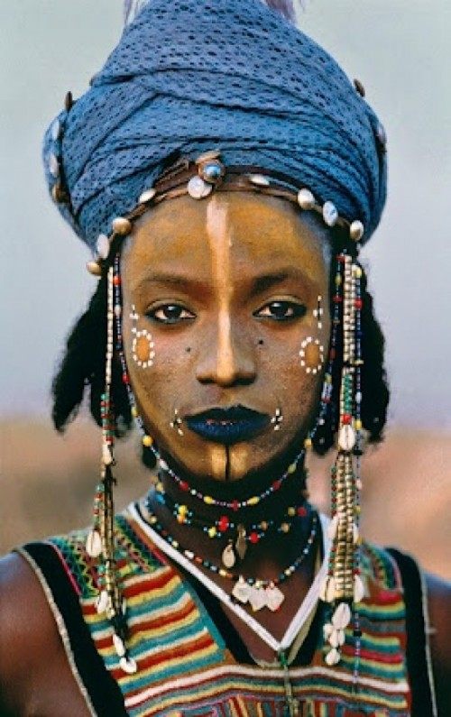 African Tribal Women Finalised ideas!