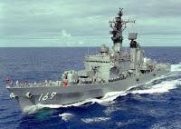 Tachikaze class destroyer