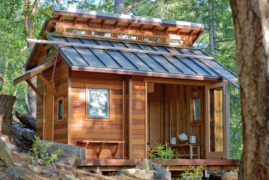 Small Cabins Tiny Houses