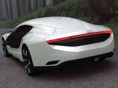 Audi Sport Cars Concept Daniel Garciasport Cars Shabby Paper - Audi sports car