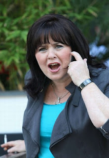Coleen Nolan Smoking