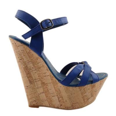Sandalias con platagormas