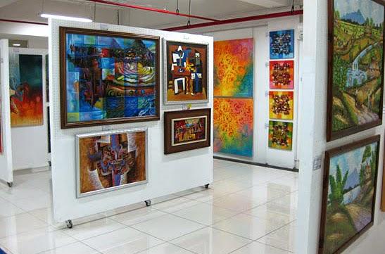Borneo Art Gallery in Kota Kinabalu