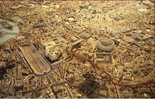 Antigua ciudad Roma
