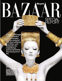 FASHION PORTFOLIO AT HARPER'S BAZAAR INDONESIA