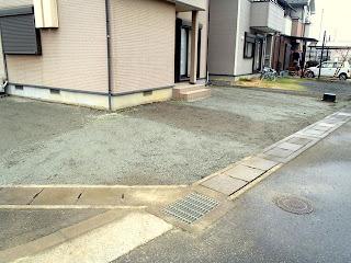 K様邸外構工事(1)