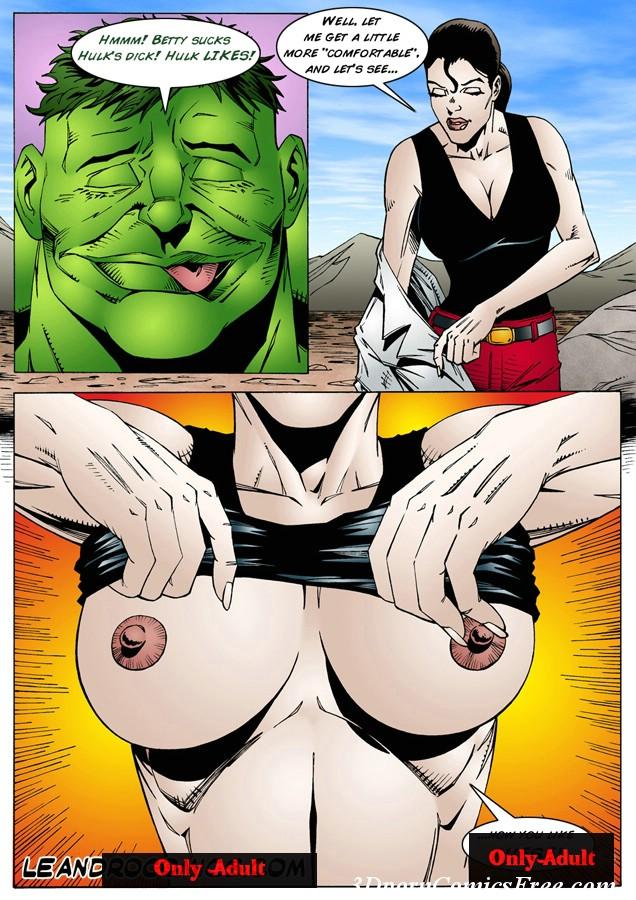 Секс халк комиксы 98880 фотография