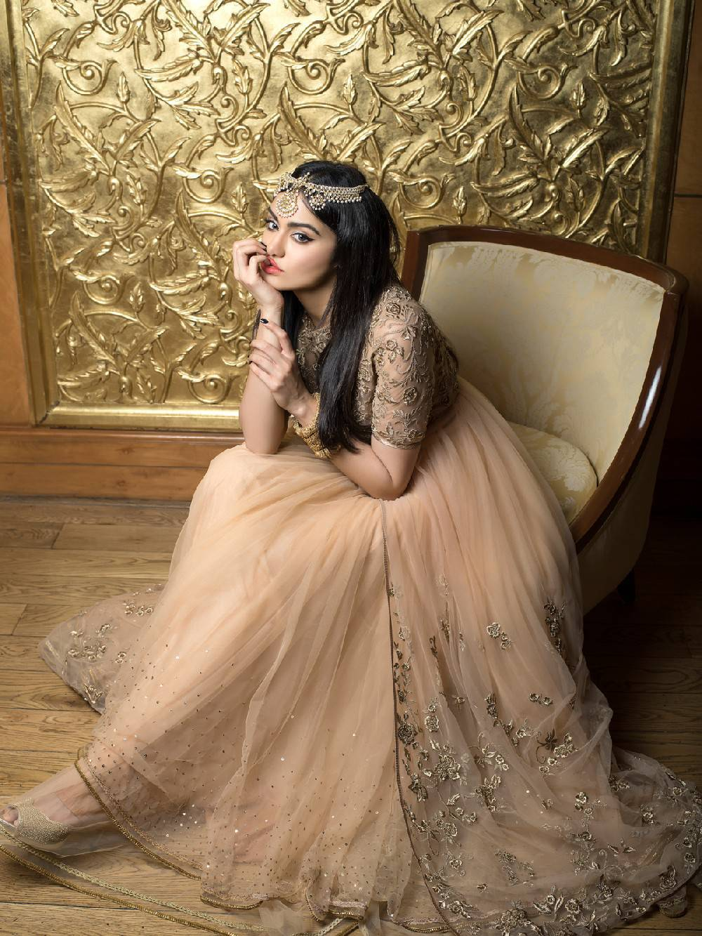 Adah Sharma Latest Photoshoot Gallery