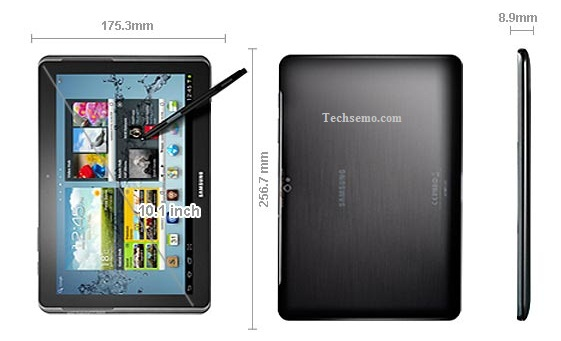 Samsung launches the Galaxy Note 800 in India - Techsemo