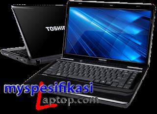 Daftar Harga Notebook Toshiba