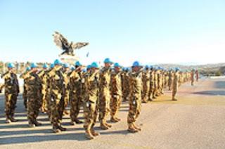 Dansatgas Indobatt Beri Pengarahan 320 Prajurit TNI di Lebanon