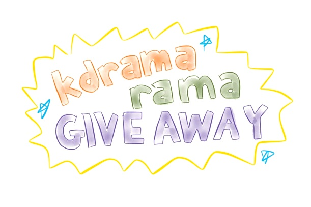 http://www.kdramarama.com/search/label/Kdramarama%20Giveaway