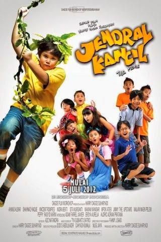 Film Indonesia Terbaru 2012 Jendral Kancil The Movie