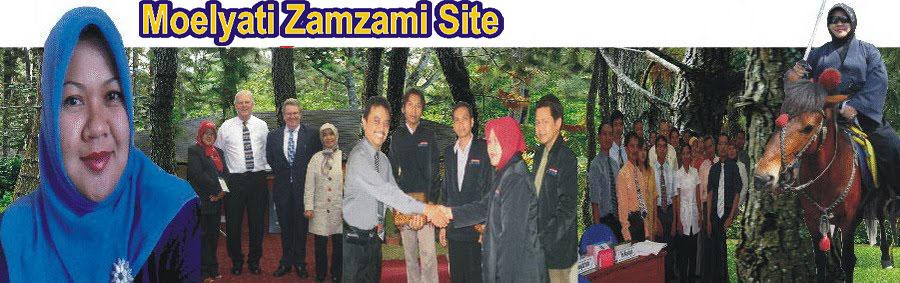 Selamat Datang di Moelyati Zam Zami Site