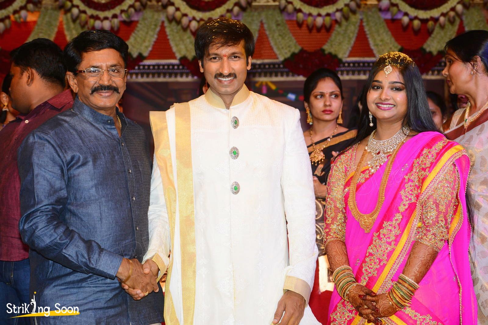Hero Venkatesh Marriage Photos Set 7-gopichand marriageVenkatesh Marriage Photos
