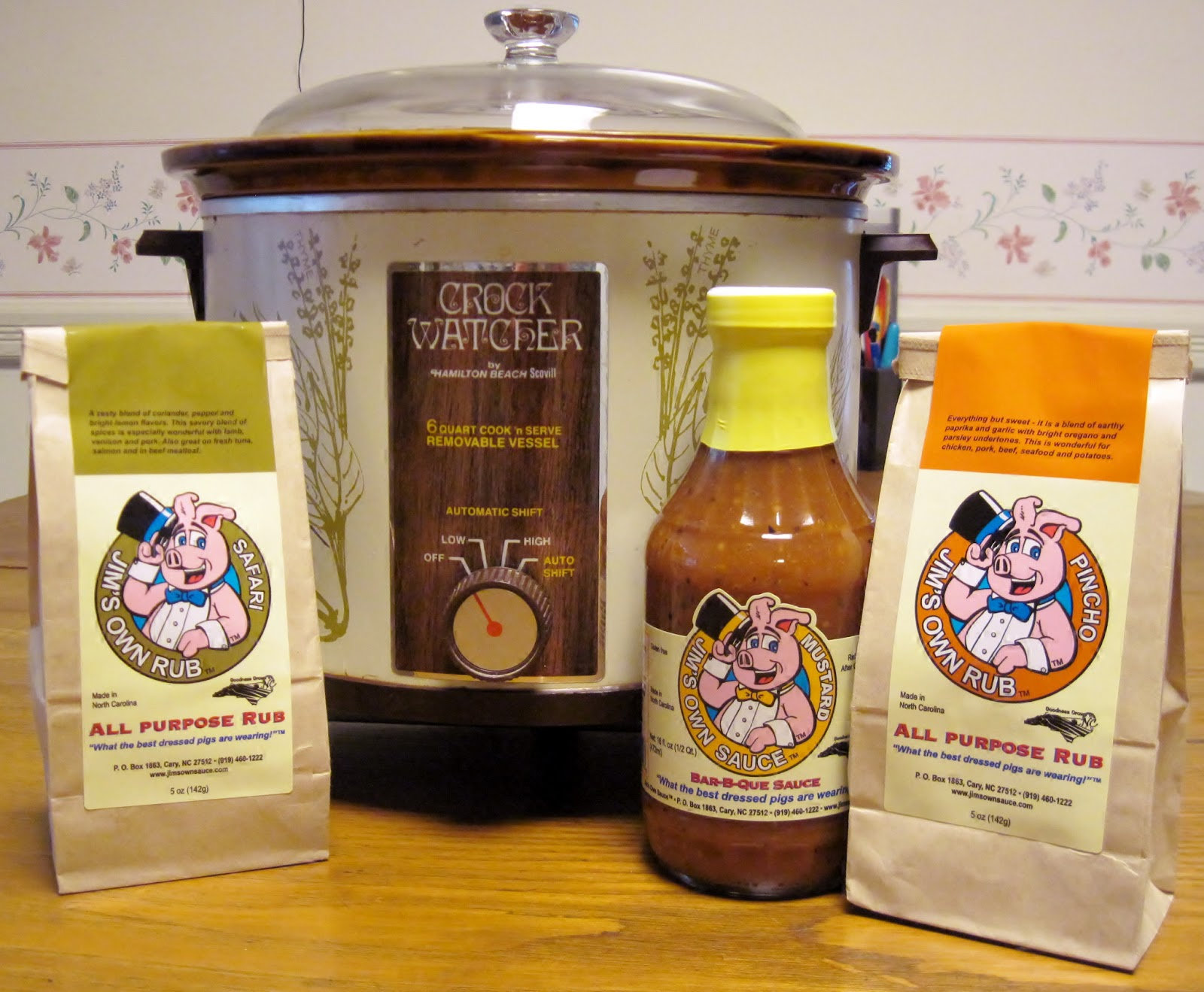 Carolina Sauce Company: Crock Pot Game: FREE BBQ Sauce & Rubs plus ...