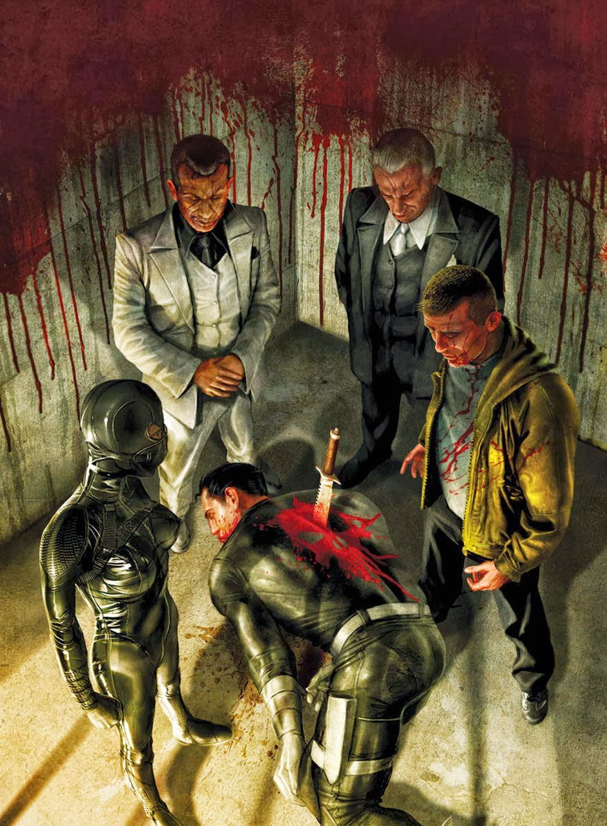 Jigsaw (Marvel Comics) Character Review - Killing Punisher