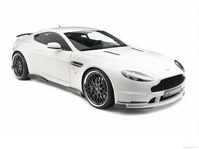 2013 Hamann Aston Martin V8 Vantage Wallpaper
