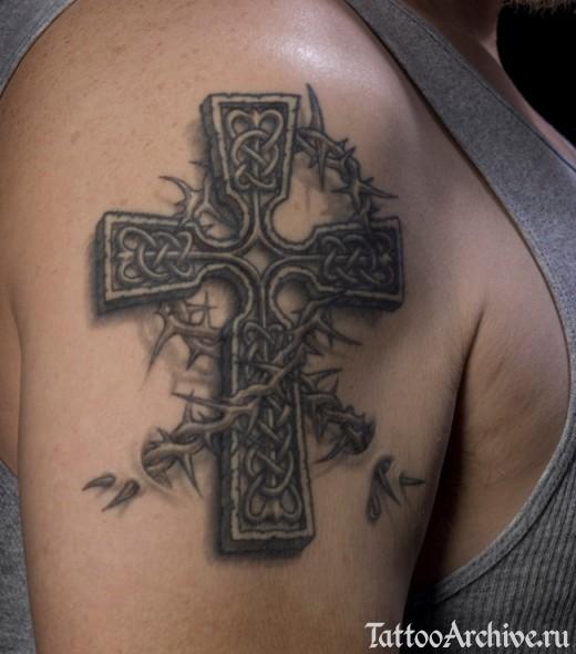 Тату кельтский крест 34 фотографии Cameralabs - тату кельтский крест фото