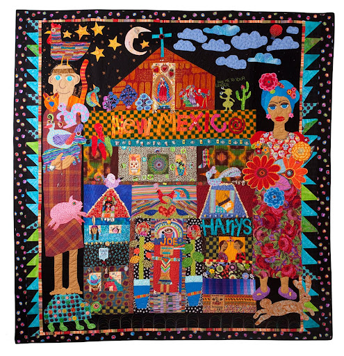 Mary Lou's Story Quilt retreat June 2-7th in Idaho