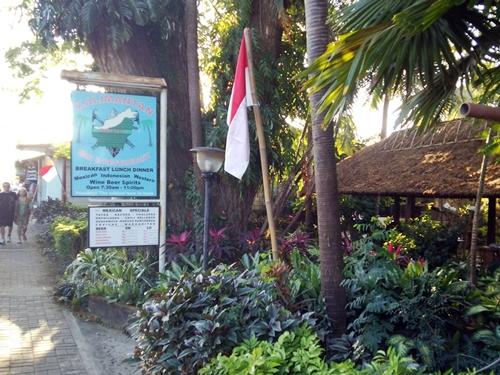 カリマンタン レストラン(Kalimantan Bar/Restaurant)