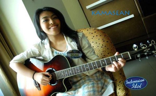 Biodata 2 Grand Finalis Indonesian Idol 2012 (Regina Sean)