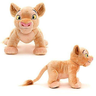 Official Disney Bambi 27cm Bambi With Butterfly Soft Plush Toy