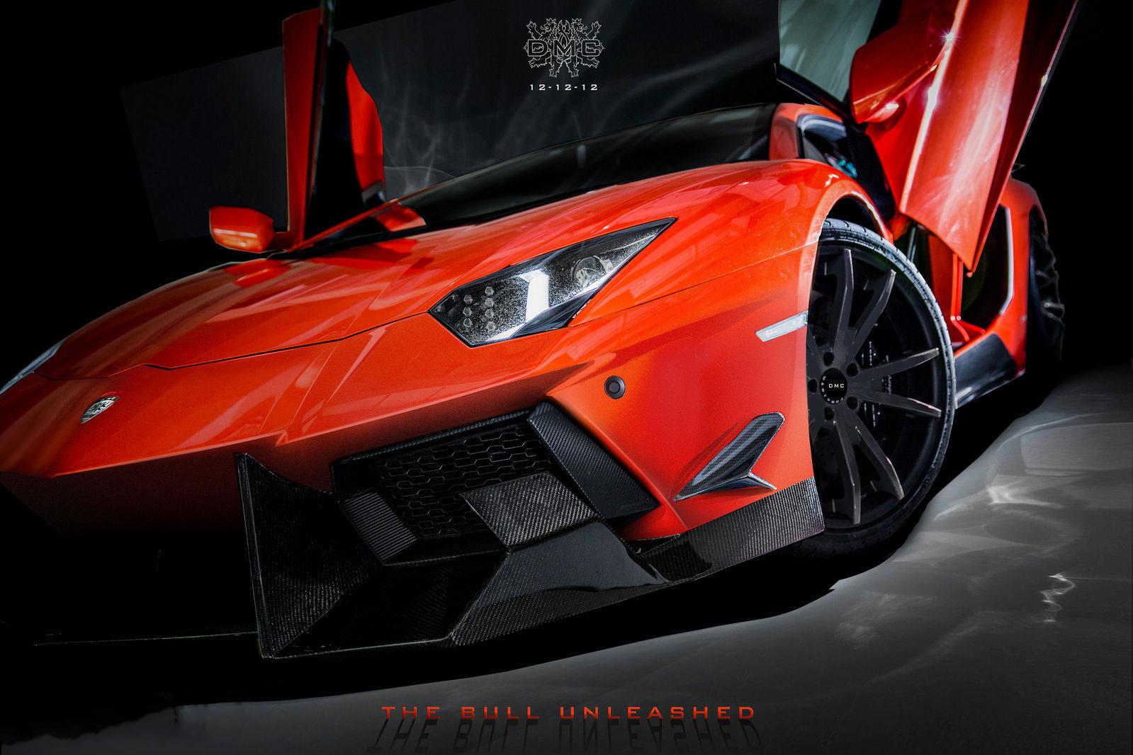 auto Lamborghini Aventador LP900 SV Limited Edition by DMC Tuning