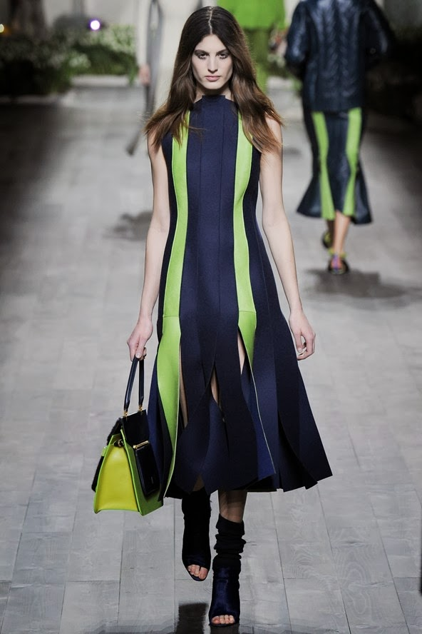 Vionnet fall 2014 Ready-to-Wear : Cool Chic Style Fashion