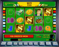 Joaca acum The Money Game slot online