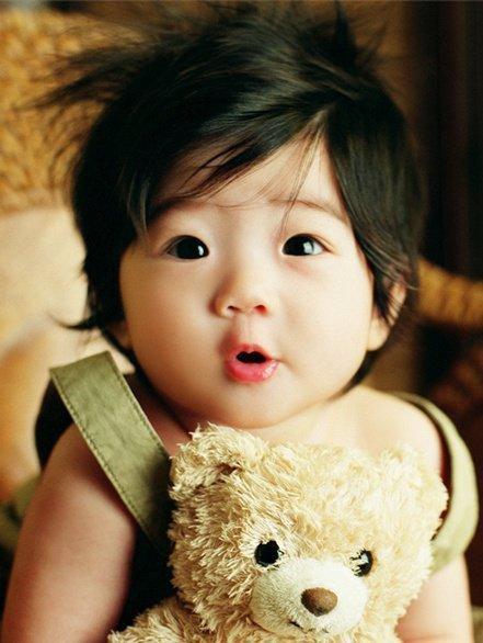 Cute Baby Asian 50