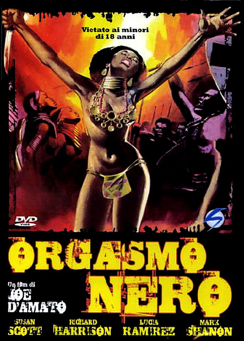 orgnero Joe DAmato   Orgasmo Nero (1980)