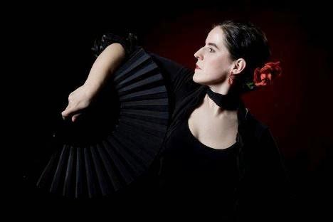 Flamenco táncest a Bethlen Téri Színházban