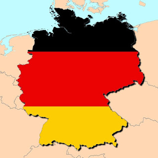 Germany - Europe's second funniest nation