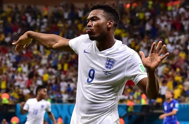 Sturridge out of England squad after Rodgers reaches agreement with Hodgson