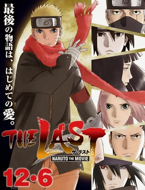 The Last: Naruto the Movie 2014 poster