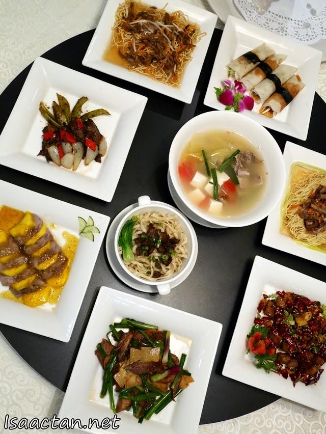 Beijing Roasted Duck @ Si Chuan Dou Hua Restaurant, Parkroyal Kuala Lumpur