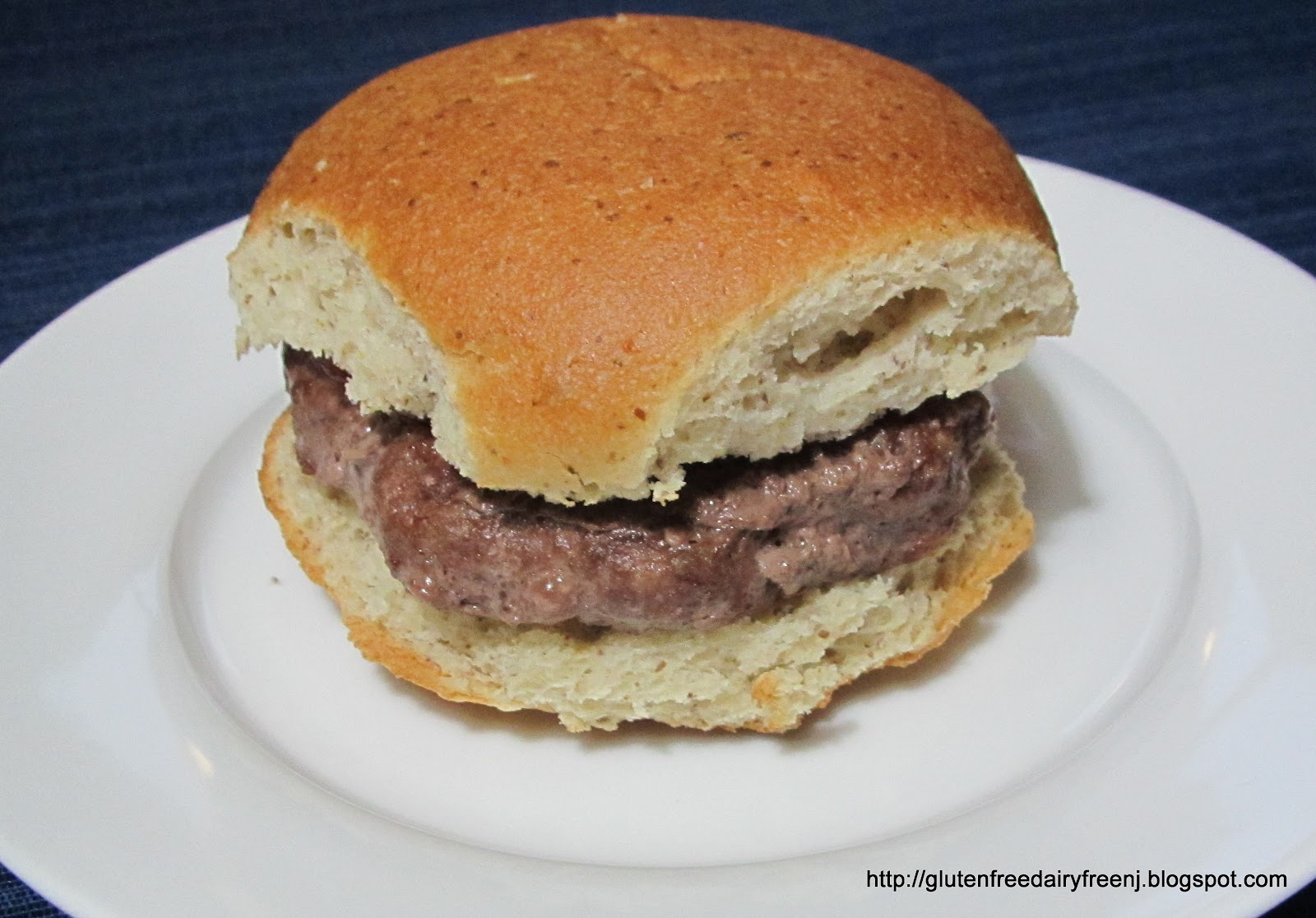 Which Gluten Free Hamburger Bun is Best? | Gluten Free / Dairy Free NJ