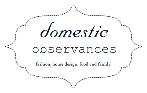 Domestic Observances