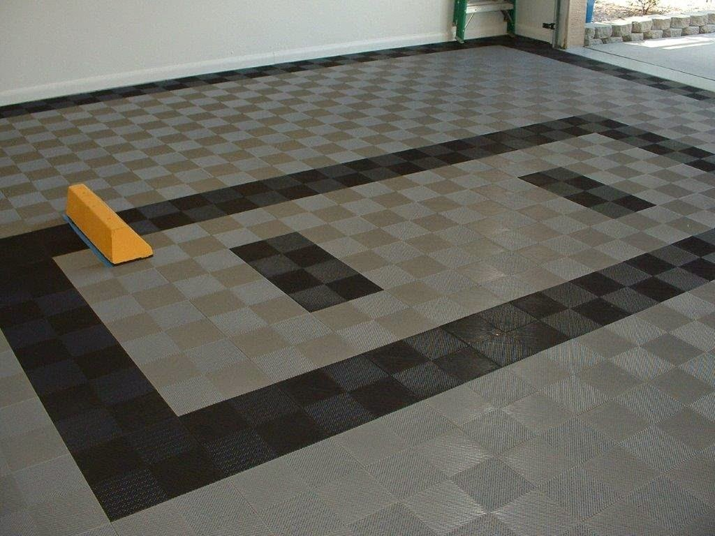 Interlocking Garage Floor Tiles Of The Garage Flooring Market