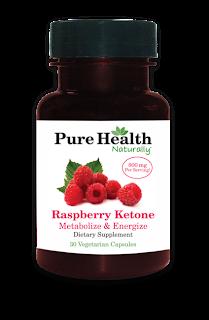 100 pure raspberry ketone