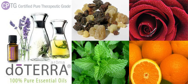 Essential Oils for the Childbearing Year