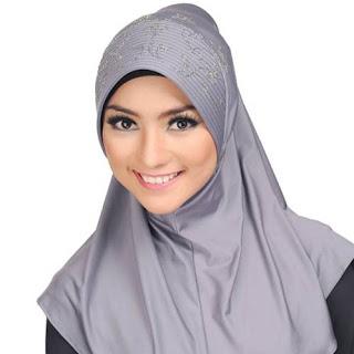 Tren Jilbab 2013 - Kreasi jilbab bergo