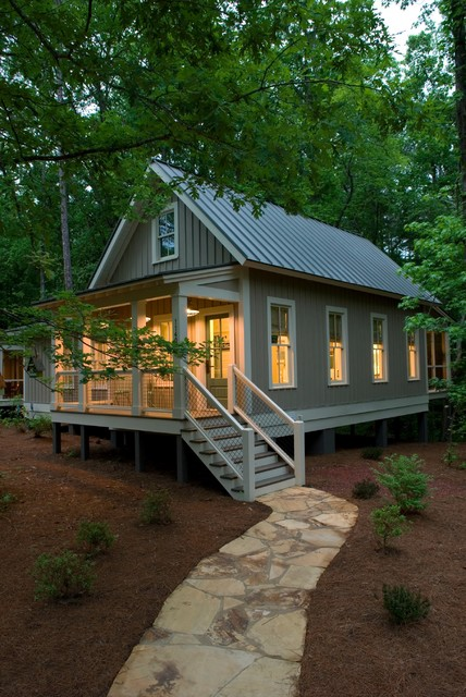 tiny houses in georgia. From Pine Mountain Builders, A Company Based Out Of Georgia, This Stunning Cabin Makes For Perfect Small House. Tiny Houses In Georgia V