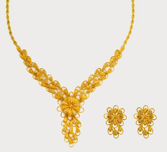 Joyalukkas Necklace Designs