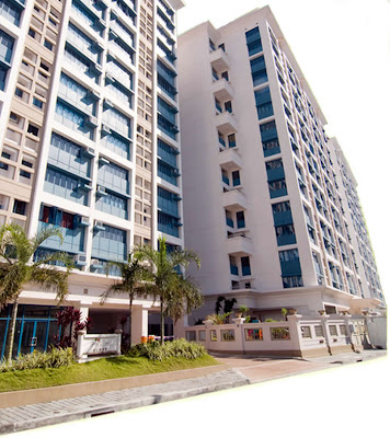 West Parc Alabang Perspective