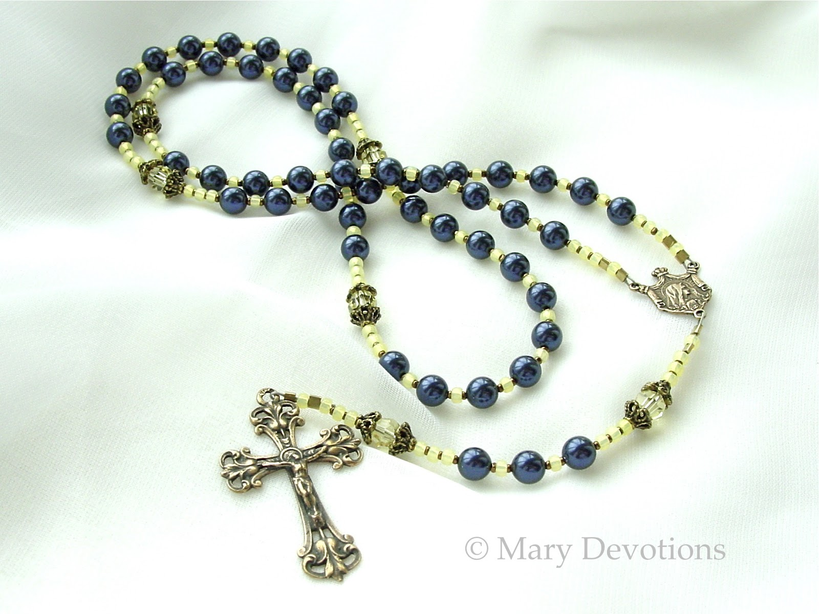 Praying For Grace Rosary Giveaway