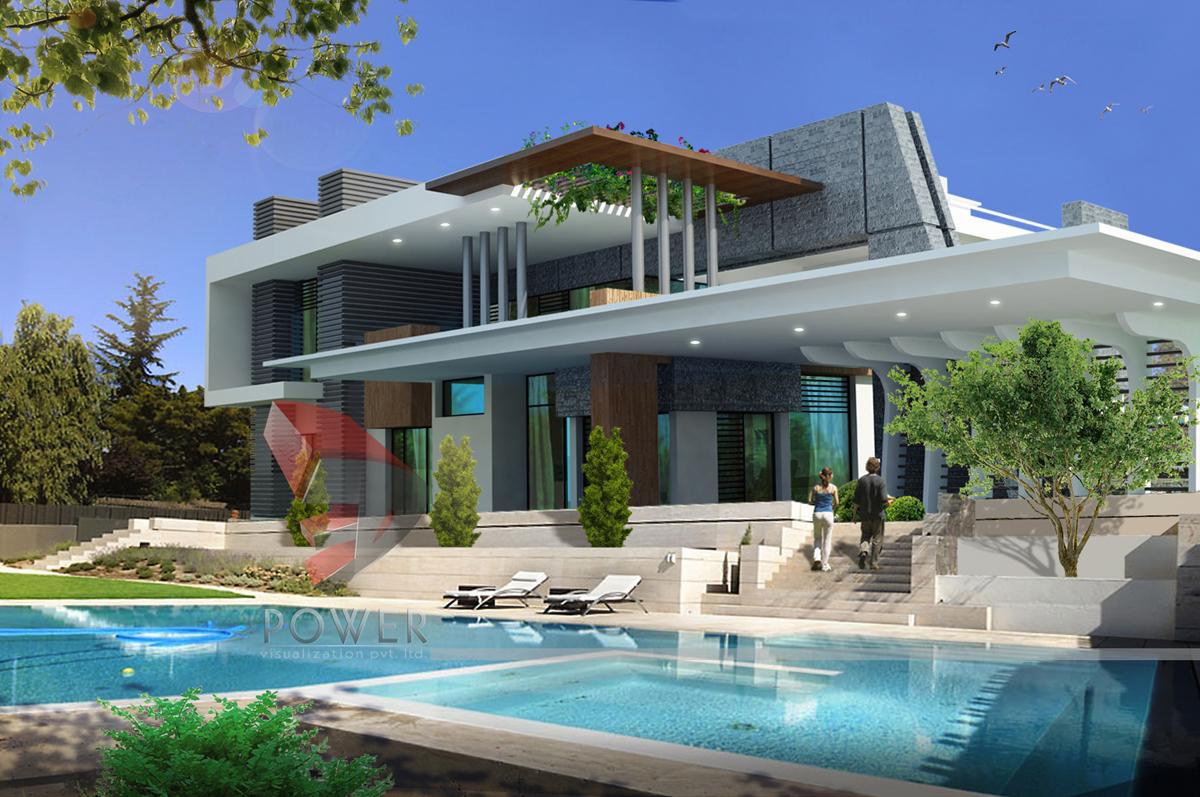 Ultra Modern Home Designs | Home Designs: 20 Bungalow Designs