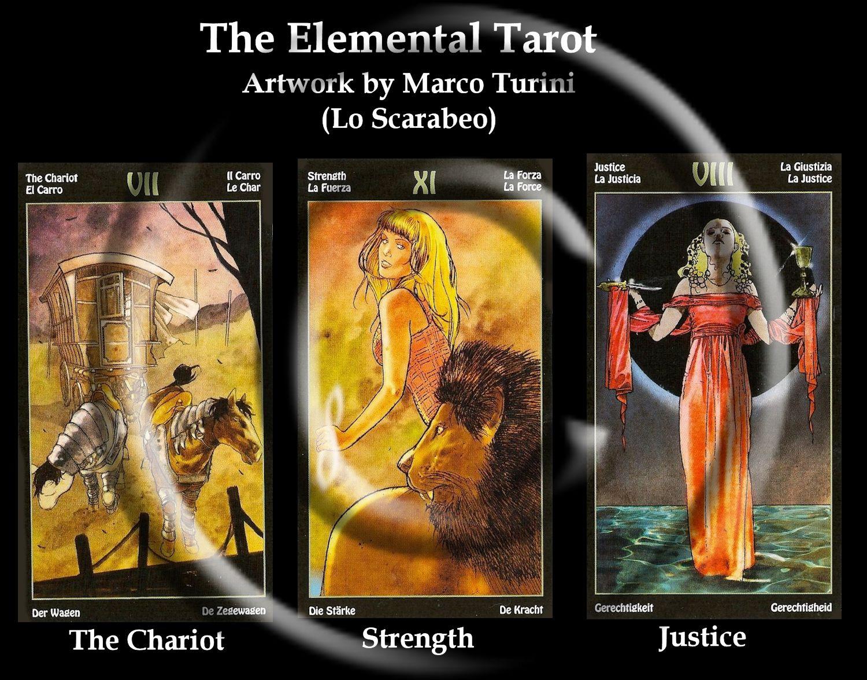 Tarot Notes: Music and the Tarot: Elemental Tarot